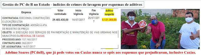 """CAXIAS: Hipócrita deputado de olho grande na  """"Princesa do Sertão"""""""