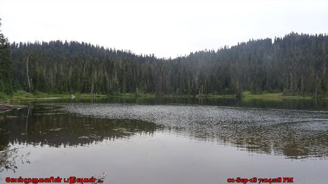Mt. Rainier Reflection Lakes