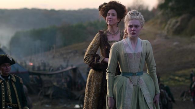The Great Elizabeth y Catalina