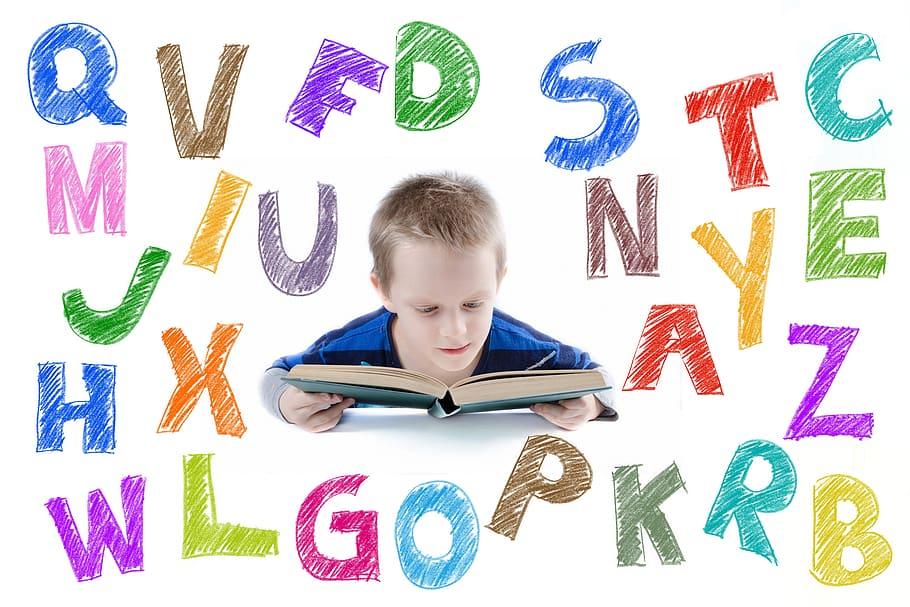 Alphabet Coloring Pages A-Z