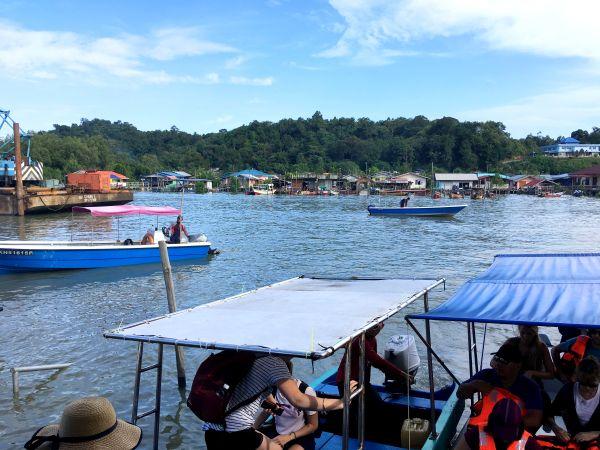 Ausfluege um Borneo: Der Bako Nationalpark