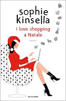 I love shopping a Natale - Sophie Kinsella