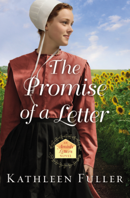 Heidi Reads... The Promise of a Letter by Kathleen Fuller