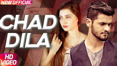 Chad Dila Download Full HD Punjabi Video| Fareed Khan