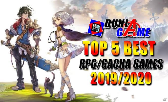 Top 5 Best RPG/GACHA Games 2019/2020