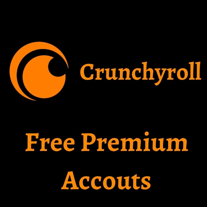 Get crunchyroll premium account free for 2021,2022,2023