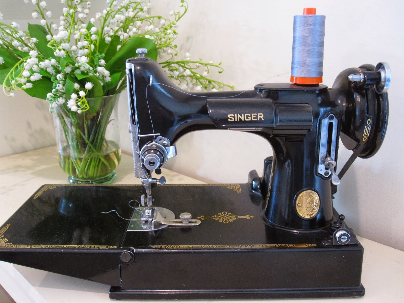 Seam guide for singer featherweight dating