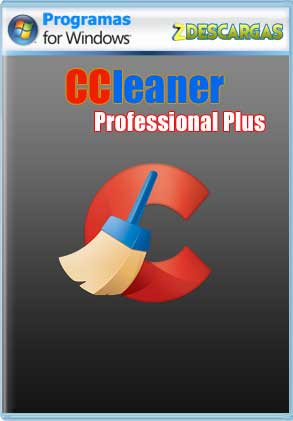 CCleaner Professional Plus Full (2019) Español