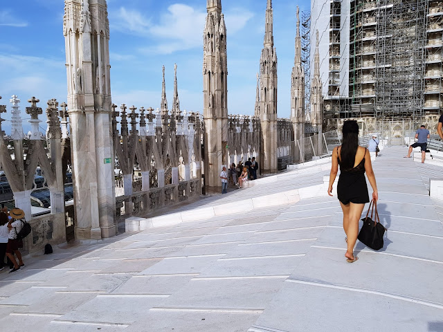 Milan travelling - Thuy Pham Photography