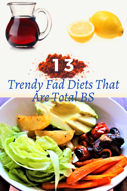 13 Trendy Fad Diets That Are Total BS