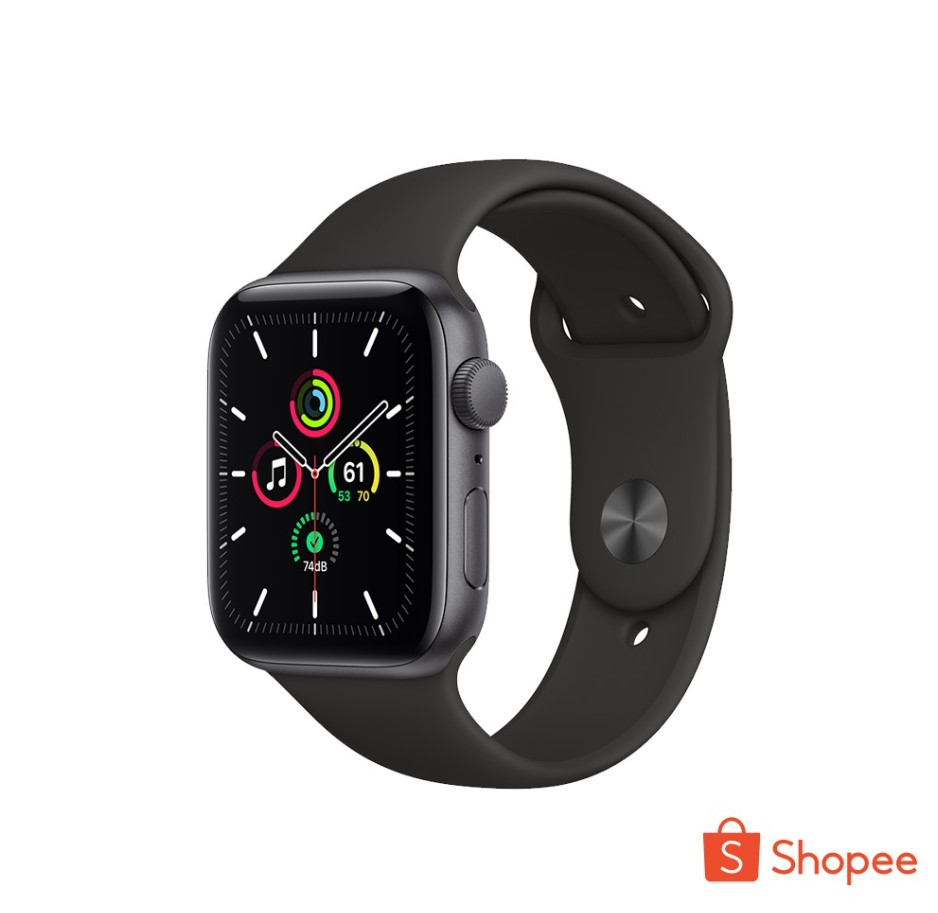Apple Watch SE 44mm GPS Sport Band