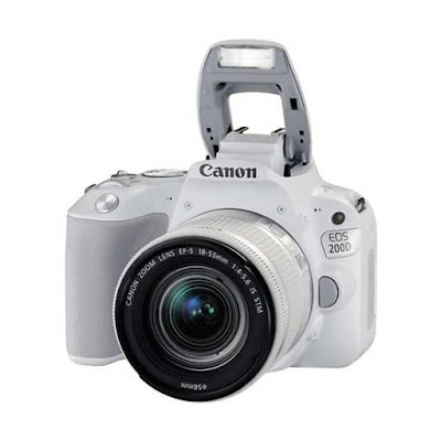 4 Harga Jual Kamera Canon Type Mirrorless Terbaik