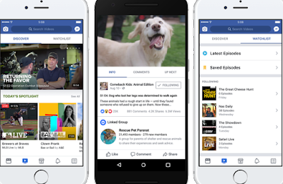 facebook watch app, facebook watch application, how to use facebook watch, how to get facebook watch, facebook watch platform, is facebook watch free