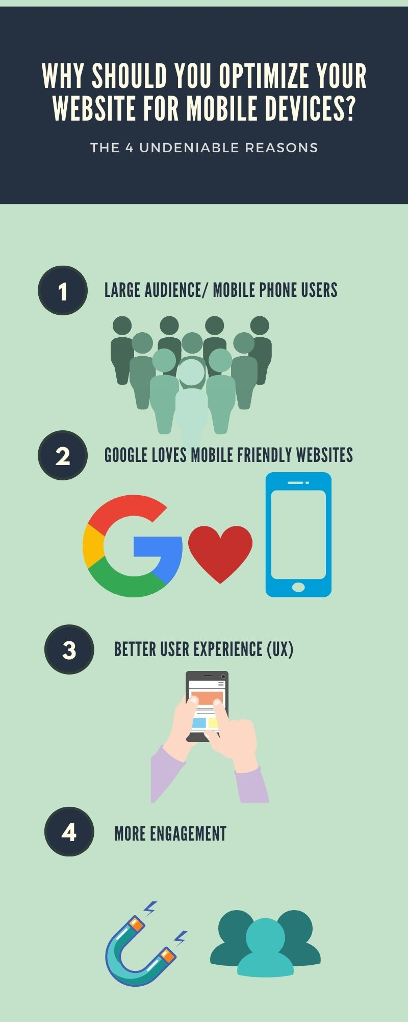 why to optimize website for mobile devices