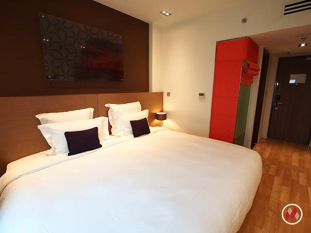 河內拉格爾美居酒店 - Mercure Hanoi la Gare
