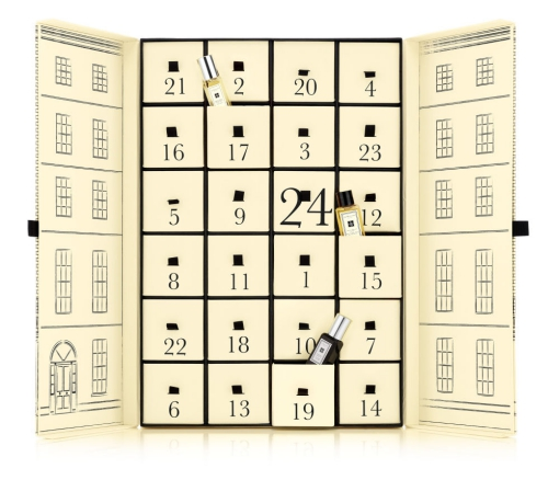 Jo Malone Luxury Advent Calendar 2015