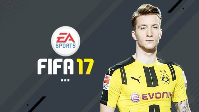 FIFA 17 Start Screen For PES 2017