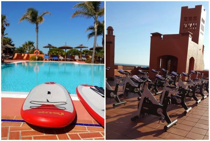 actividades realizadas en el Hotel Barceló Sancti Petri Spa Resort