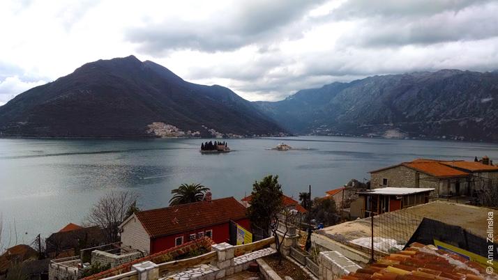 Боко-Которский залив, Черногория