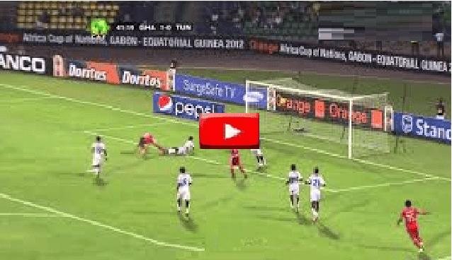 مشاهدة مبارة تونس وغانا دور 16 كأس الامم بث مباشر يلا شوت