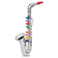 Bontempi Toy Saxophone