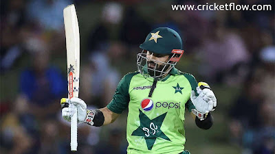 Pakistan Cricket News   Muhammad Rizwan to become the best T20 batsman of 2021