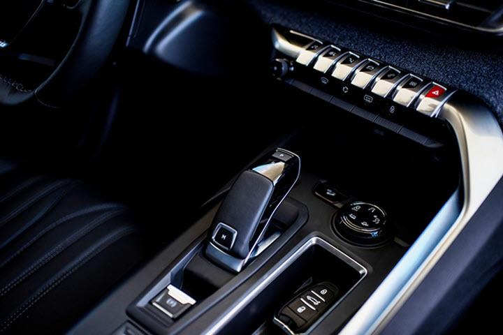 Khoang lái New i-Cockpit - điểm nhấn khác biệt của Peugeot