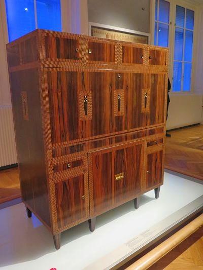 Mobiliario Arts & Crafts