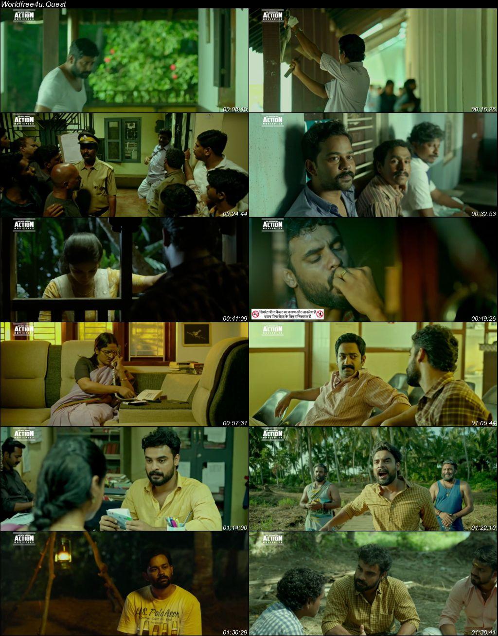 Theevandi 2018 Hindi Dubbed Movie Download || HDRip 1080p || 720p || 480p