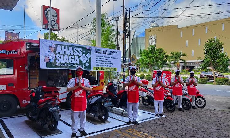 AHASS SIAGA, Layanan Prima untuk Servis Darurat Sepeda Motor Honda