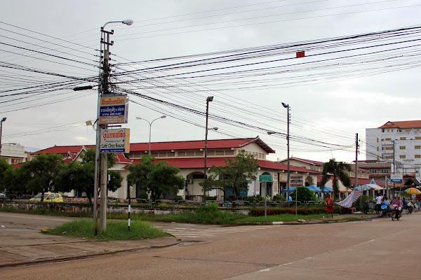 Mercado de Savannakhet
