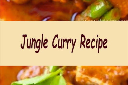 Jungle Curry Recipe