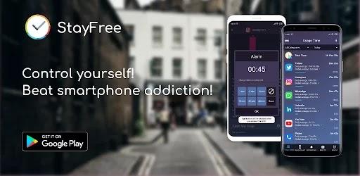 StayFree v7.0.0 Premium APK - Ekran Süresi & Self Control