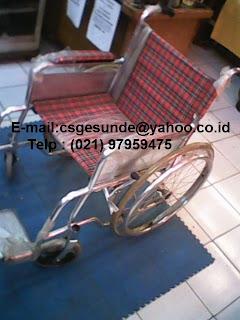 jual kursi roda dengan murah tapi kualitas tinggi