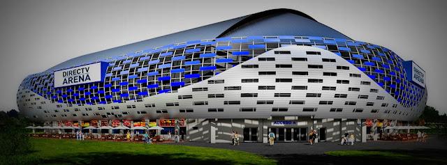 """Ogden Argentina, de IRSA Propiedades Comerciales y el empresario Diego Finkelstein adquiere la mayoría accionaria del """"DirecTV Arena"""""""