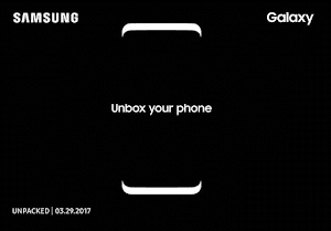 Samsung Galaxy S8 First Look, Specification & Hands-on Video : Leaked