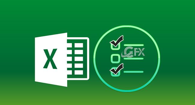 Excel'de Onay Kutulu Yapılacaklar Listesi Hazırla -www.ceofix.com