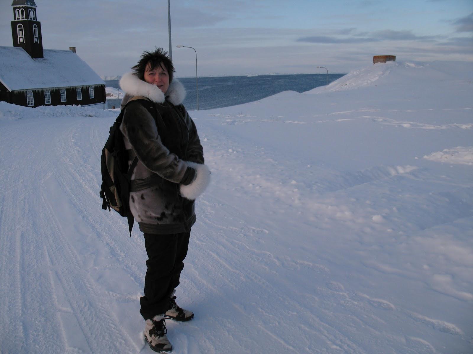Rörströmsdoktor på Grönland: Kyrkliga äventyr på Grönland