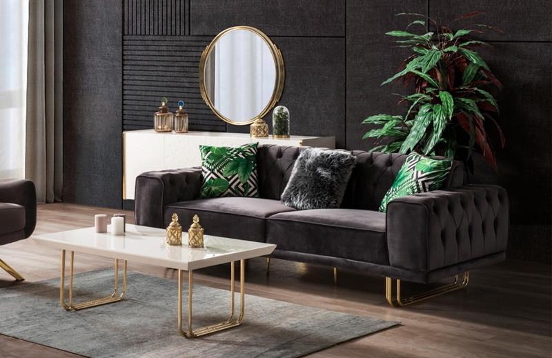 Evinize Yeni Bir Soluk Getirecek Modern Koltuk Modelleri