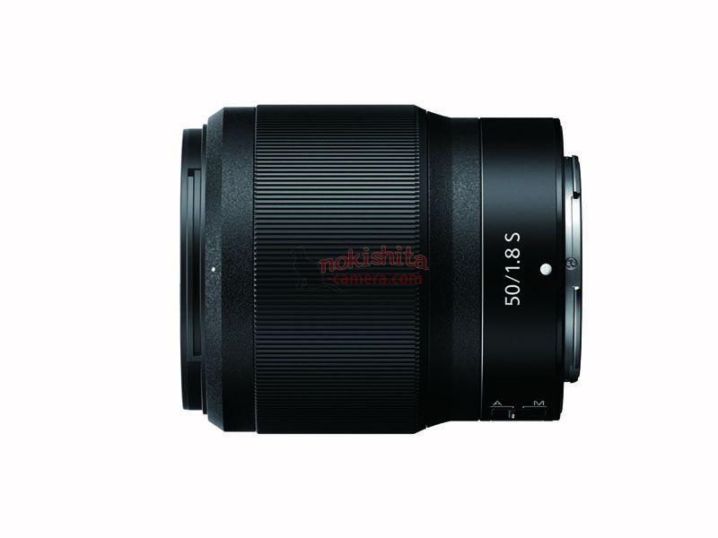 Nikon Z-Nikkor 50mm f/1.8 S