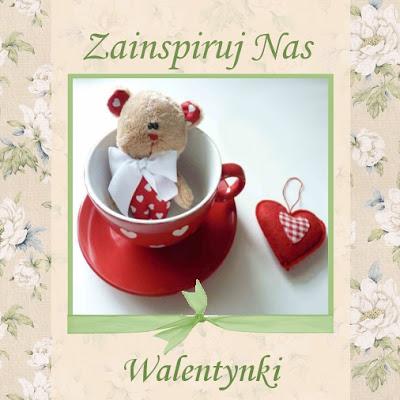 Zainspiruj nas- Walentynki
