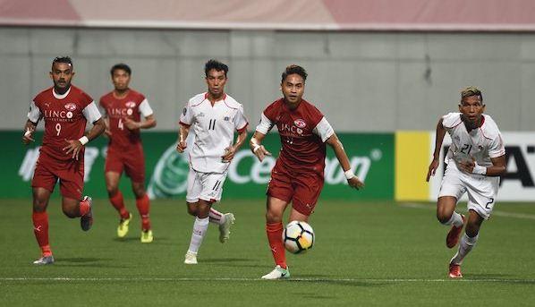 Persija Kalah di Kandang Home United - Piala AFC