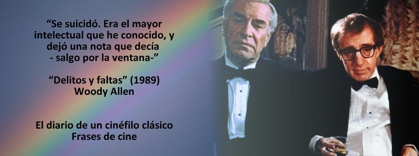 El Diario De Un Cinéfilo Clásico Frases De Cine Delitos Y