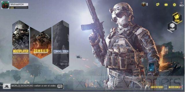 Call of Duty Mobile إصدار تجريبي Android متوفر الآن: تنزيل هنا