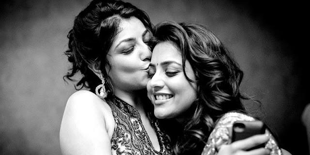 Nisha Aggarwal is Kajal Aggarwal's sister