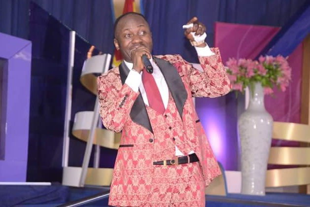 Apostle Suleman Escapes Assassination Attempt By Hired Armed Men Along Auchi Road