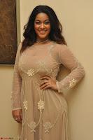 Mumaith Khan in Beig Skin Colored Anarkali Dress at Kalamandir Foundation 7th anniversary Celebrations ~  Actress Galleries 022.JPG