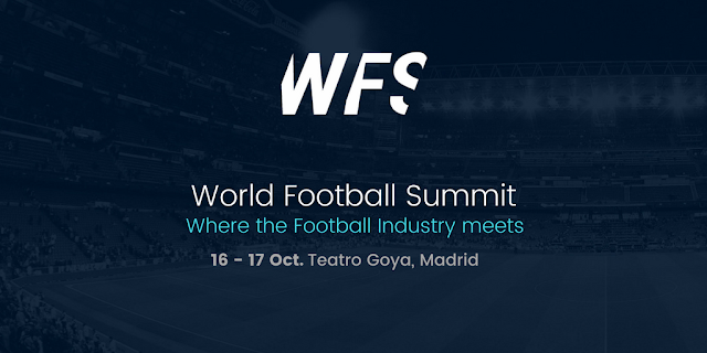 A cinco días del mayor evento deportivo en Madrid, El World Football Summit 2017