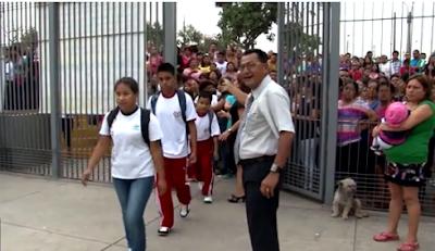 Calidad educativa y deserción escolar en el Perú
