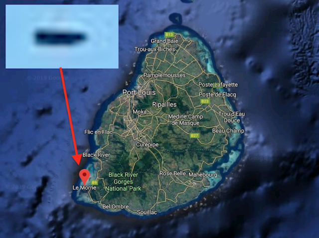 UFO News ~ UFO Seen Over Tiny Island Of Mauritius In Indian Ocean plus MORE Screen%2BShot%2B2019-09-07%2Bat%2B8.35.08%2BPM